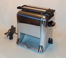 Very RARE Vintage Antique DELTA Toaster with 2 removable Toast Racks