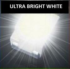 50 X Ultra Brillante Blanco 1210 3528 SMD SMT PLCC - 2 LED ultra brillante para montaje en superficie