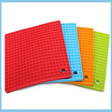 Hot!!! Pyramid Non Stick Fat Reducing Silicone Cook Mat Oven Bake Tray Sheets