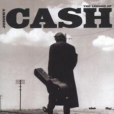 The Legend of Johnny Cash by Johnny Cash (CD, Oct-2005, Hip-O) NEW