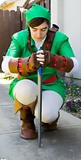 Link Costume from Ocarina of Time Legend of Zelda Cosplay Deluxe MADE IN AMERICA