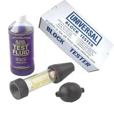 block tester kit for Petrol & Diesel Vehicles