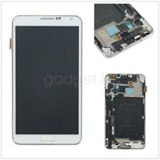 LCD Touch Screen Glass Digitizer +Frame Assembly For Samsung Galaxy Note3 N9005