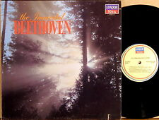 "RARE LONDON VIVA ""Immortal Beethoven"" BACKHAUS GULDA MAAZEL SZELL 414 010-1 NM"