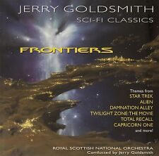 FRONTIERS - ORIGINAL THEMES - JERRY GOLDSMITH - JOHN DEBNEY