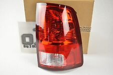 2010-2015 Dodge Ram 1500 2500 3500 RH Side Tail Light Lamp new OEM 55277414AC