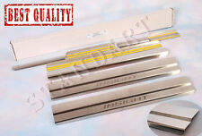 Honda INSIGHT 2009- Stainless Steel Door Sill Entry Covers Scuff Protectors