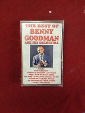 Best Of Benny Goodman On Audio Cassette