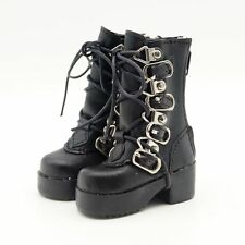 """Boots BJD Shoes For 1/4 17"""" 44cm tall BJD MSD  Doll AOD AS Synthetic Leather"""