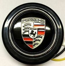 Horn Button for Porsche for MOMO Steering Wheel, new Porsche 911 944 924 928 968