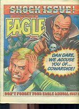 EAGLE #245 weekly British comic book November 29 1986 VG+