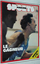 SPORTS MAGAZINE N°8 1976 SPECIAL JO MONTREAL OLYMPISME GUY DRUT MEDAILLE D'OR