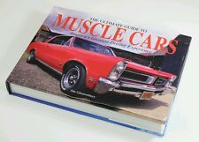 The Ultimate Guide to Muscle Cars by Jim Glastonbury.