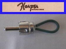 Shorting Plug for Vintage Fender Princeton Reverb Amp, No Need for a Footswitch