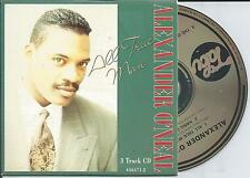ALEXANDER O'NEIL - All true man CD SINGLE 3TR UK CARDSLEEVE 1991
