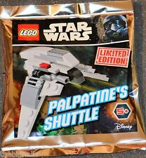 LEGO STAR WARS Limited Edition EMPEROR'S SHUTTLE new sealed