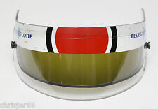 F1 1999 Jacques Villeneuve BAR Honda Race-used Visor (Non-Tobacco)