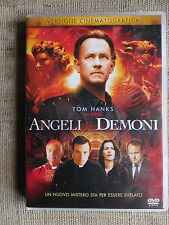 Angeli e demoni - Tom Hanks - film DVD versione cinematografica
