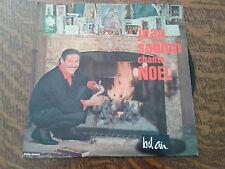 45 tours jean sablon orchestre dirigé par paul mauriat noel blanc