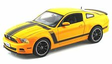 Ford Mustang Shelby Boss 302 2013 1/18 - SC451 SHELBY COLLECTIBLES