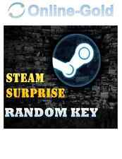 Steam Random Carte - Steam Surprise - Steam aléatoire Clé - PC Jeu - [EU] [FR]