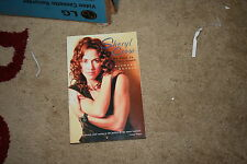 SHERYL CROW - NO FOOL TO THIS GAME BIOGRAPHY BY RICHARD BUSKIN