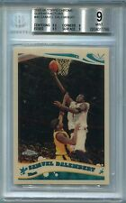 2005-06 Topps Chrome Superfractor 45 Samuel Dalembert 1/1 BGS 9 MINT