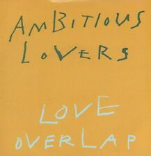 "Ambitious Lovers(7"" Vinyl P/S)Love Overlap-VG+/VG"