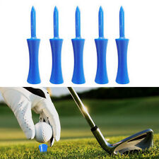 20Pc Plastic Portable Plastic Step Down Golf Tees Castle Tee Height Control 68mm