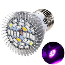 28W Full Spectrum E27 LED Growing Lamp Bulb Grow Light Useful For Flower Plant