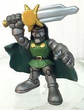Marvel Super Hero Squad DR. DOOM doctor Wielding Infinity Sword from Wave 18