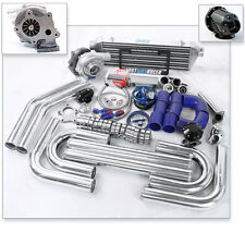 Universal T3/T4 T04E T3 Turbo Kit Turbo Starter Kit .57AR Turbo Charger Kit