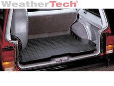 WeatherTech® Cargo Liner Trunk Mat - Jeep Cherokee - 1984-2001 - Black