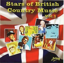COUNTRY MUSIC VOL 1 DAVID BYRON TEX WITHERS JON DEREK RAY DEXTER JULIE BYRNE NEW