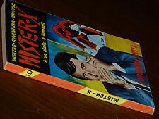 MISTER X NUMERO 19 CERVINIA 1966 - QUASI EDICOLA !!