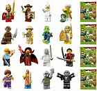 LEGO 71008 MINIFIGURE Series 13 COMPLETE SET of 16 figures with unused code