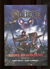 SLAINE BOOK OF INVASIONS VOL 1 TPB SOFTCOVER #pal-677