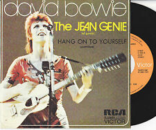 DAVID BOWIE *SPANISH* 'THE JEAN GENIE' * UNIQUE SLEEVE * IN NEW CONDITION