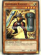 Yu-Gi-Oh - 3x Ganbara Knight - YS13 - Super Starter V for Victory