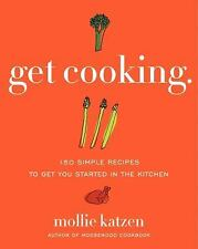 Get Cooking: 150 Simple Recipes to Get You Started in the Kitchen-ExLibrary
