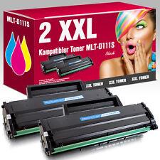 2 Toner für Samsung Xpress M2000 M2020W M2021W M2022W M2071HW M2078FW MLT-D111S