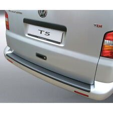 RGM Rear Black Bumper Protector For VW T5 Transporter / Camper 2003 - 2012