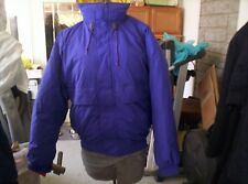 MENS MED WOMENS LARGE COAT EDDIE BAUER 3 IN 1 GOOSE DOWN