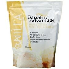 Bariatric Advantage - Vanilla High Protein Meal Replacement  Shake 35 servings