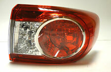 Toyota Corolla 2010-2013 Saloon Tail Rear Right Stop Signal Lights Lamp OEM