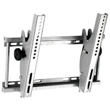 "NEW 22-42"" FLAT SCREEN TILT MOUNT, SILVER MODEL LCD710"