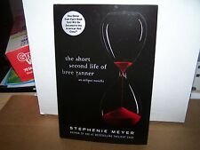 The Short Second Life of Bree Tanner by Stephenie Meyer (2010, Hardcover)1st ed.