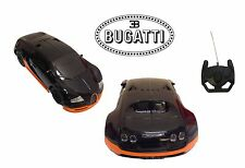 BUGATTI VEYRON 1:18 Scale Radio Remote Control Car Full Function RC ORANGE BLACK