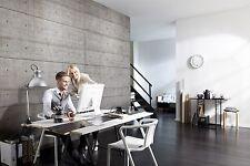 Géant papier peint papier peint photo blocs de béton home room decor art 368x254cm