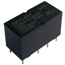 ZETTLER AZ822-2C-5DSE Relais 5V DC 2xEIN 2A 167R DIP Relay Sensitive 855055